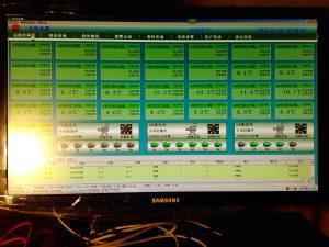 大连新长兴水产批发市场-全自动氟利昂机组控制系统与温度监控系统