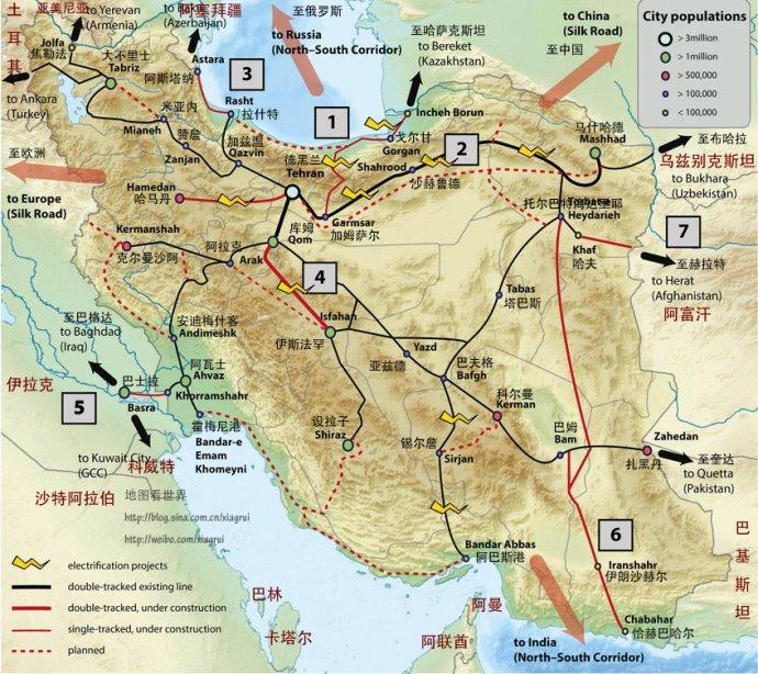 国家重点项目–伊朗德伊高铁盐渍土路基工程研究