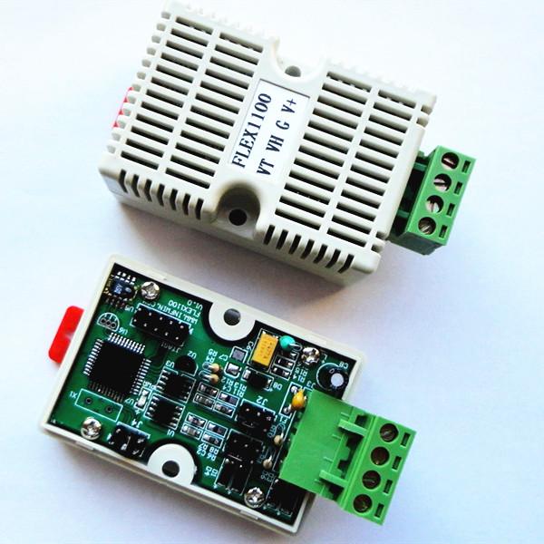FLEX1100TH-空气温湿度传感器,0-2V电压输出,温湿度变送器