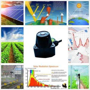 PYR20-太阳辐射总辐射传感器,0-2V电压输出(输出电压可定制)