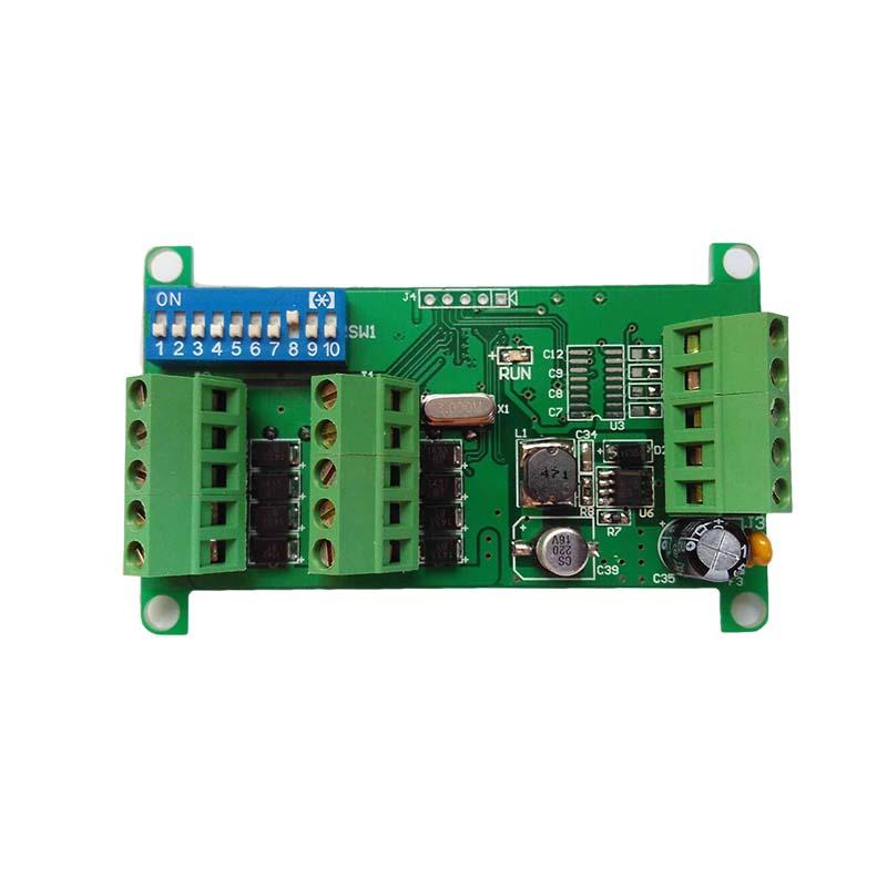 Giant522-双通道高速称重模块,RS485/RS232,Modbus,重量变送器,称重传感器